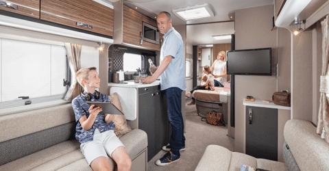 Swift Eccles Caravans image 1
