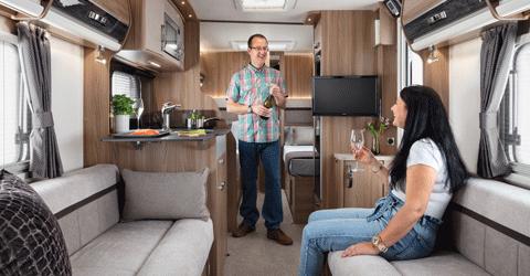 Swift Elegance Caravans image 1
