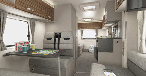Swift Edge Motorhomes image 2
