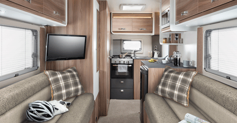 Swift Escape Motorhomes image 1