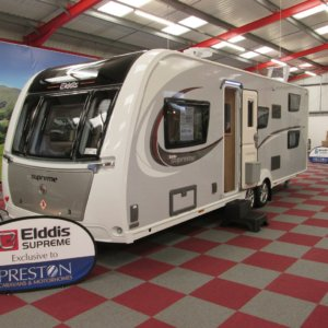 Elddis Now Part of the Erwin Hymer Group