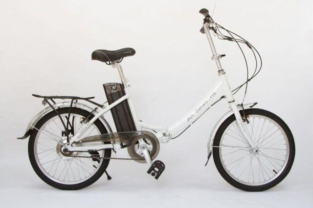 all seasons electric bike