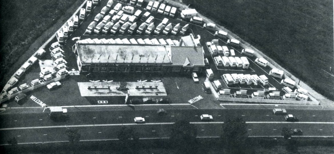1979 aerial view