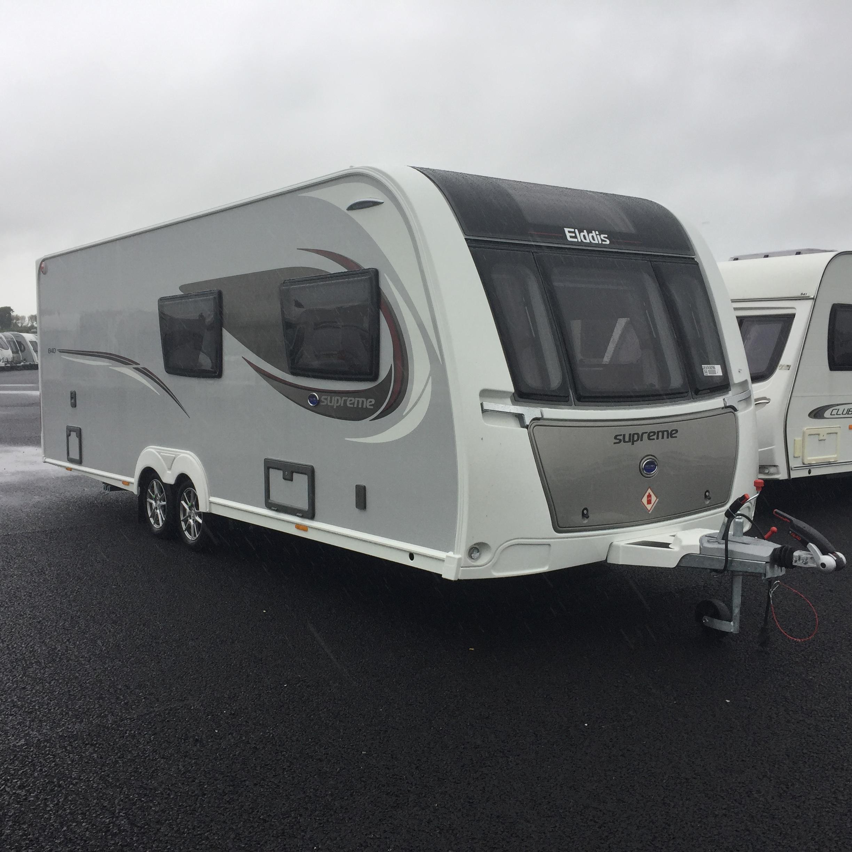 Preston's Caravans